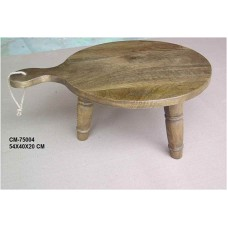 LOW PLATTER TABLE