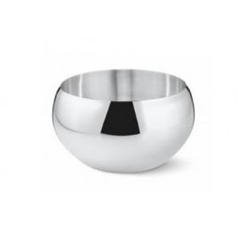 DOUBLE WALL GLOBE PARTY BOWL PLAIN