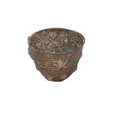 bowl star foil copper med