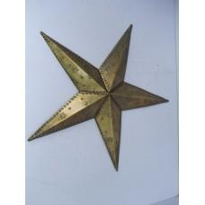 Star beaded single 40 ant.brass (1x 71312 / 7x 71210)