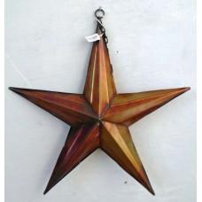 Star stripes 3-D 40 burnt copper (1x 71315 / 2x 71313)