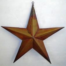 Star stripes 3-D 60 burnt copper (1x 71315 / 2x 71313)