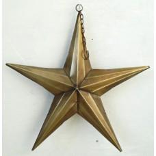 Star stripes 3-D 60 brass ant (1x 71316 / 2x 71314)