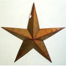 Star beaded 3-D 70 burnt copper (1x 71317 / 2x 71309)