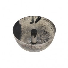 CRATER CANDLE HOLDER SMALL