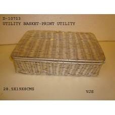box utility vlecht