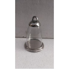 Alu Glas stolp T-light small