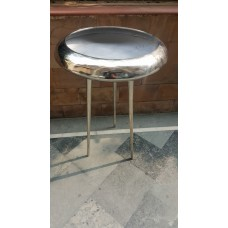 aluminium BAR STOOL BIG