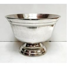 Bowl rond op voet L