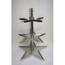 STAR 3 TIRE CAKE STAND