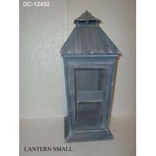 lantaarn gaas 4kant taps klein