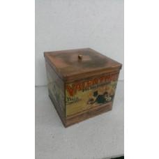 pot deksel 4kant gr copper