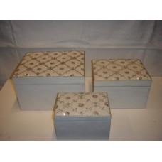 box beaden S/3 silver