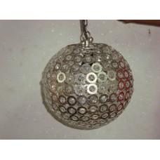 hanglamp bal crystal
