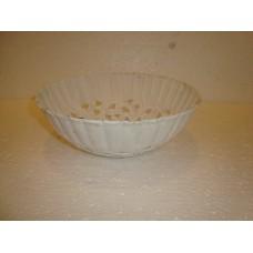 bowl emb sml wht