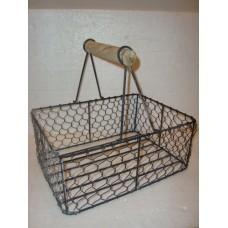 basket draad rh hv grey