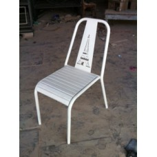 stapelstoel eifeltoren wit