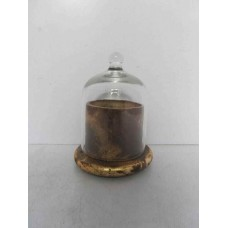Small Bell with Base Foil GOLD