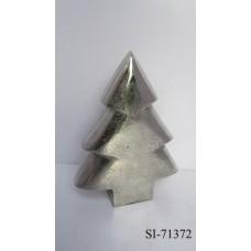 Alu kerstboom 3-D bol gr