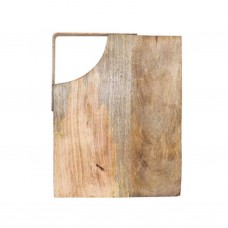 CHOPPING BOARD MESSING HANDLE SMALL