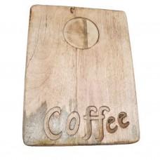 COFFEE SERVING PLATEAU