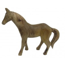 Wooden horse small