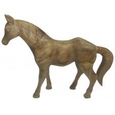 Wooden horse big